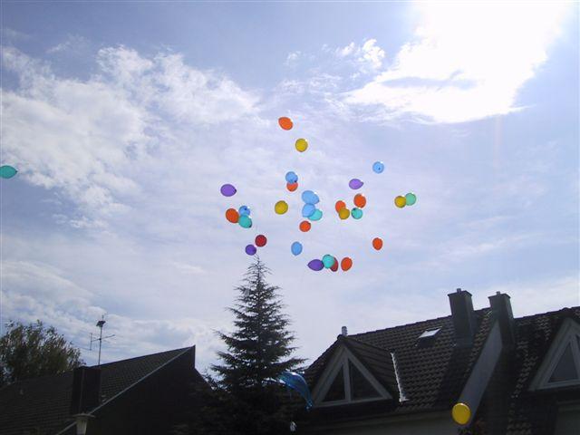 Am 21 Juli 2004 Hatte Michael Geburtstag